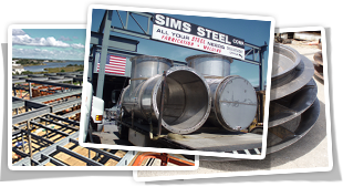 Sims Steel Job Photos